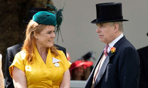 Sarah Ferguson wishes ex-husband Prince Andrew a happy 60th birthday