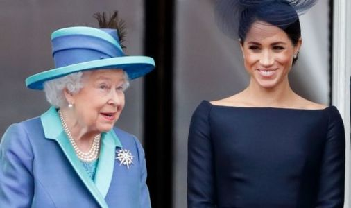 Queen issues 'show of support' for Meghan Markle with 'cherry-picked' personal tribute