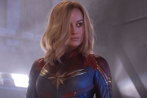 Captain Marvel 2 officially announced for 2022