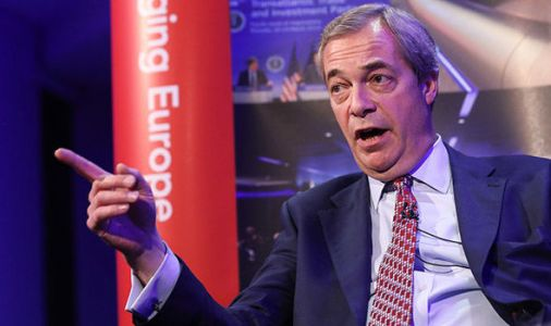 Brexit COMEBACK: Nigel Farage promises to return and KILL May's Chequers plan