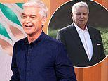 Phillip Schofield spells former This Morning rival Eamonn Holmes' name wrong in new book