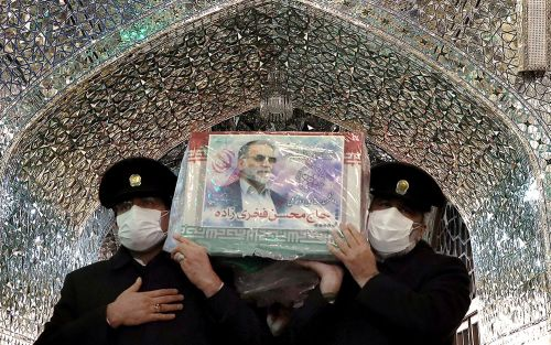 Iran considers barring access to nuclear sites in response to assassination of top scientist