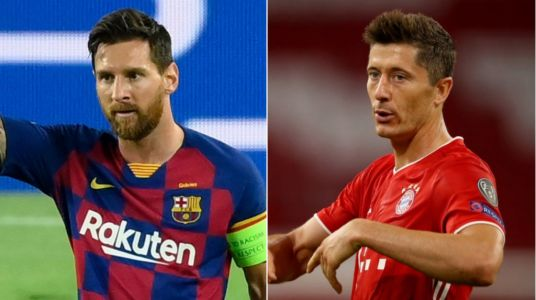 Lewandowski or Messi? Bayern Munich heroes rate 'better' player ahead of Champions League quarter-final