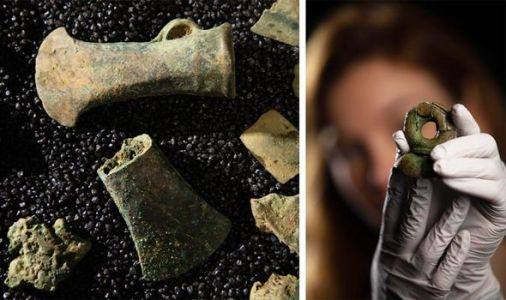Archaeology news: Rare Bronze Age discovery sheds light on London's ancient dwellers