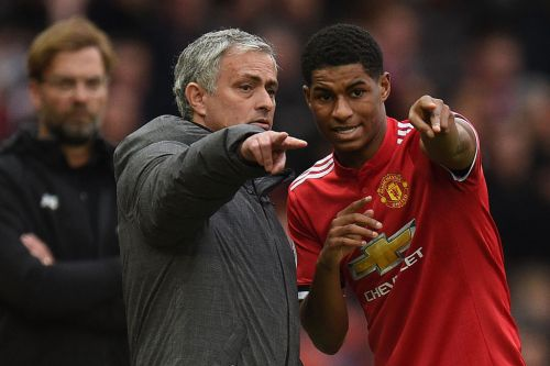 Jose Mourinho responds to Marcus Rashford's Manchester United penalties claim