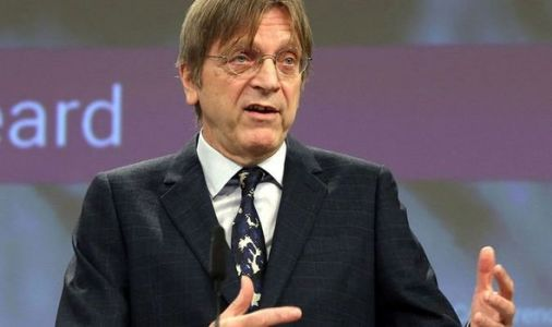 'EU propaganda!' Guy Verhofstadt ripped apart over new Brussels project