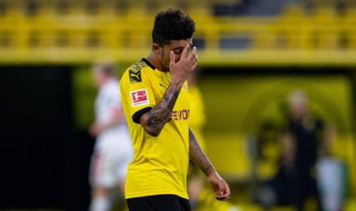 What Man Utd transfer target Jadon Sancho thinks about Borussia Dortmund statement