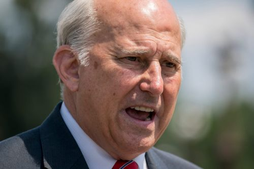 Louie Gohmert says $5,500 'donation' to a Holocaust-denying pastor was an accident: report