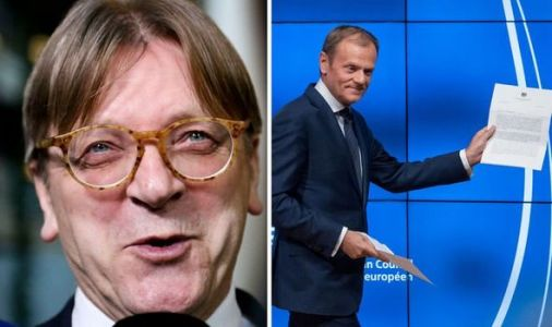 EU exposed: How Verhofstadt exploited 'vague Article 50' to create his Brexit role