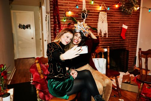 How to banish 're-wear anxiety' if you're not buying a new party dress this Christmas