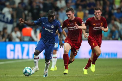 Frank Lampard takes aim at Didier Deschamps over Kante fitness