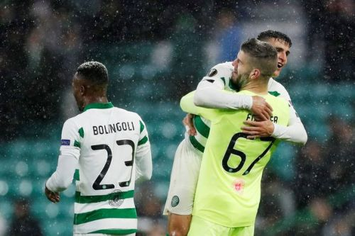 Fraser Forster and Moi Elyounoussi set for transfer change of terms