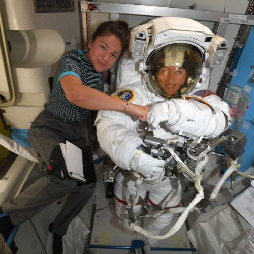 First all-female spacewalk on tap later this month