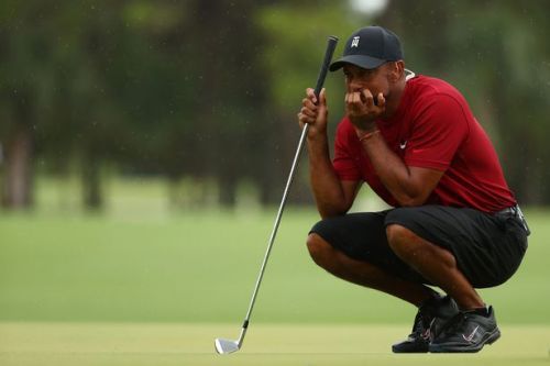 Tiger Woods and Peyton Manning edge Phil Mickelson and Tom Brady in charity game