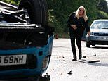 EastEnders SPOILER: Pregnant Sharon Mitchell discovers the fate of Mel after horrific car crash