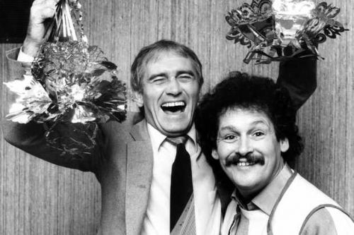 Bobby Ball, star of Cannon & Ball, dies aged 76 after COVID-19 diagnosis