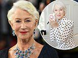 Helen Mirren, 74, says she 'doesn't care' about being called a sex symbol