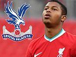 Liverpool starlet Rhian Brewster 'wants to speak to Crystal Palace about possible £20m move'