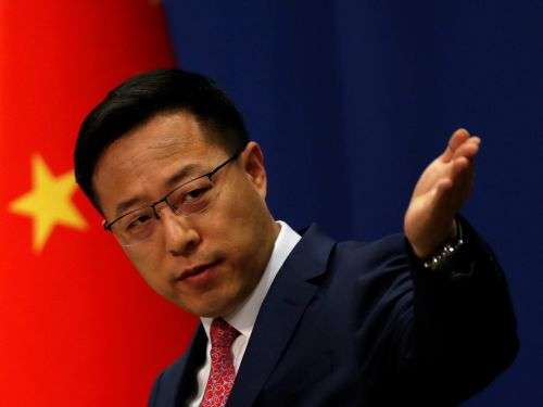 Twitter fact-checked a Chinese government spokesman after he suggested the US brought COVID-19 to Wuhan