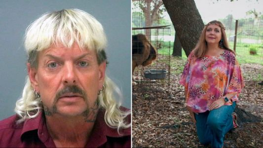 Tiger King's Joe Exotic 'done' with Carole Baskin drama as he contracts coronavirus in jail