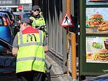Covid vaccine may be offered in fast-food restaurant car parks