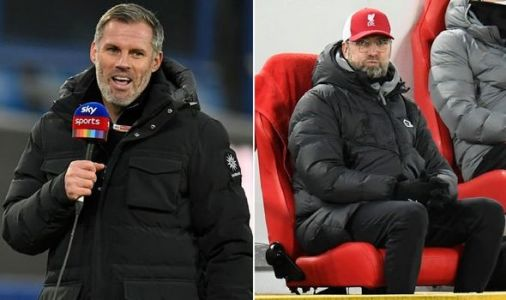Liverpool urged to sign three players as Jamie Carragher slams FSG over transfer decision
