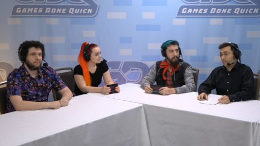 Awesome Games Done Quick 2020 is underway