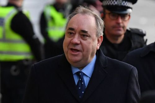 Alex Salmond in court facing 14 charges against 10 women including attempted rape