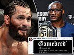 Fans beg Jorge Masvidal to rescue UFC 251 main event after Gilbert Burns tests positive for Covid-19