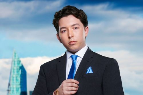 Meet Apprentice 2019's Ryan-Mark Parsons, the show's youngest ever candidate