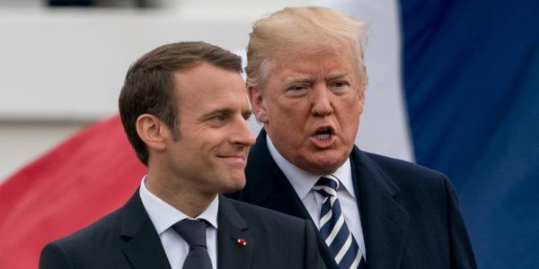 Wine, cheese, makeup, and handbags: Here are all of the French products the Trump administration could hit with tariffs of up to 100%