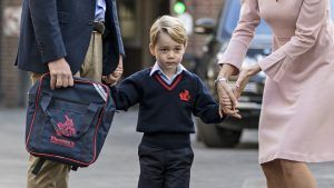 Prince George's teacher is marrying Prince William's best friend
