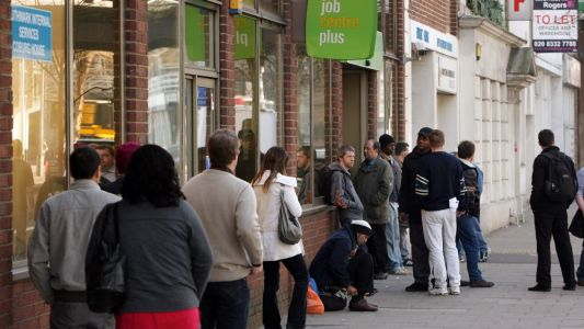 Coronavirus: UK unemployment set to double as GDP collapses