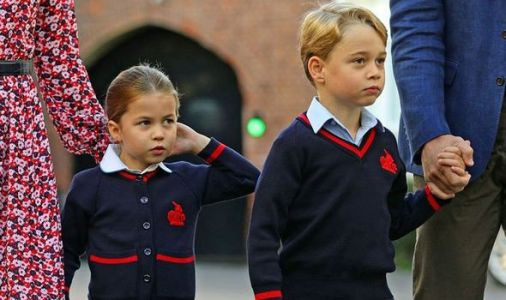 Prince George and Princess Charlotte visit museum close to William's heart with Kate