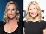 Charlize Theron is set to play Megyn Kelly in film about Fox News