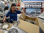 Bed Bath and Beyond to close more than 200 stores after sales fell 50% during COVID-19
