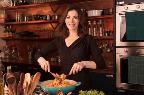 Nigella Lawson shares what she's eating for lunch and dinner during the lockdown