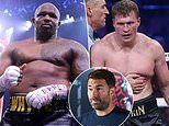 Eddie Hearn fears Dillian Whyte will attack Alexander Povetkin at Fight Camp hotel