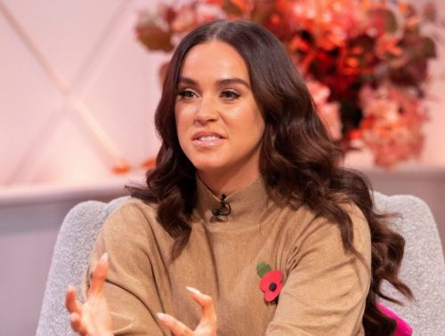 Vicky Pattison 'punished' her body with exercise and felt 'out of control' in bid to lose weight before turning 30
