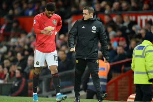 Marcus Rashford's farcical injury situation sums up everything wrong with Man Utd at the moment