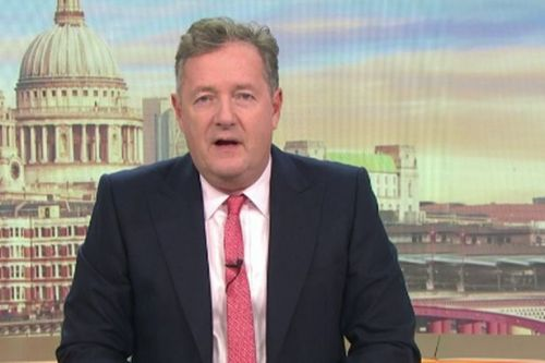 Piers Morgan takes aim at rival Dan Walker over bizarre Alok Sharma question