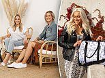 Mothers who created a handbag business out of their garage turn over $1MILLION in their first year