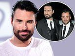 Rylan Clark-Neal reveals how his husband Dan says his stage name in a row