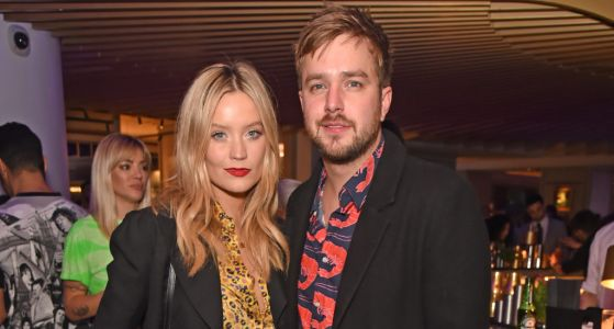 Laura Whitmore admits Chris Ramsey's podcast 'saved her and Iain Stirling's relationship' after particularly tense car journey