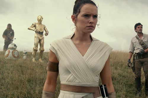 Star Wars has new film 'in the works' with a 2022 release date, despite saga ending with Rise of Skywalker last year