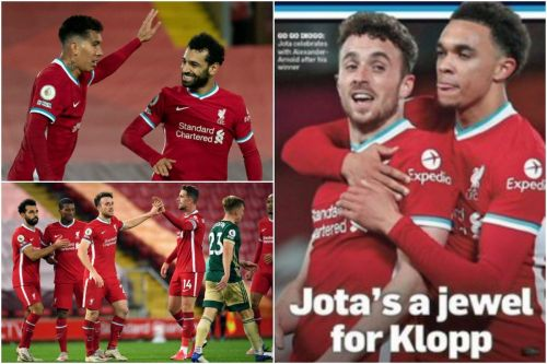 """Jota takes chance as Reds' """"faultless"""" focus overcomes VAR farce - Media on Liverpool 2-1 Sheffield United"""