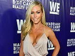 Kendra Wilkinson 'holds hands' with Bachelor star 'Bad Chad' Johnson