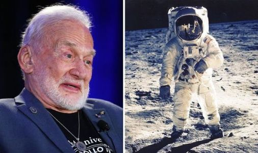 Moon landing: Buzz Aldrin admits 'it was so well staged' in unearthed Apollo 11 footage