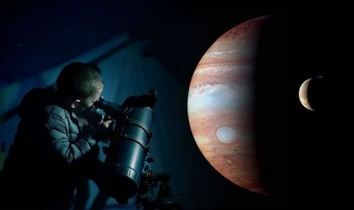 Jupiter at night: How to see the Gas Giant and its four moons this week