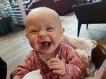 Baby girl who was diagnosed at six months with dairy intolerance died from rare cancer